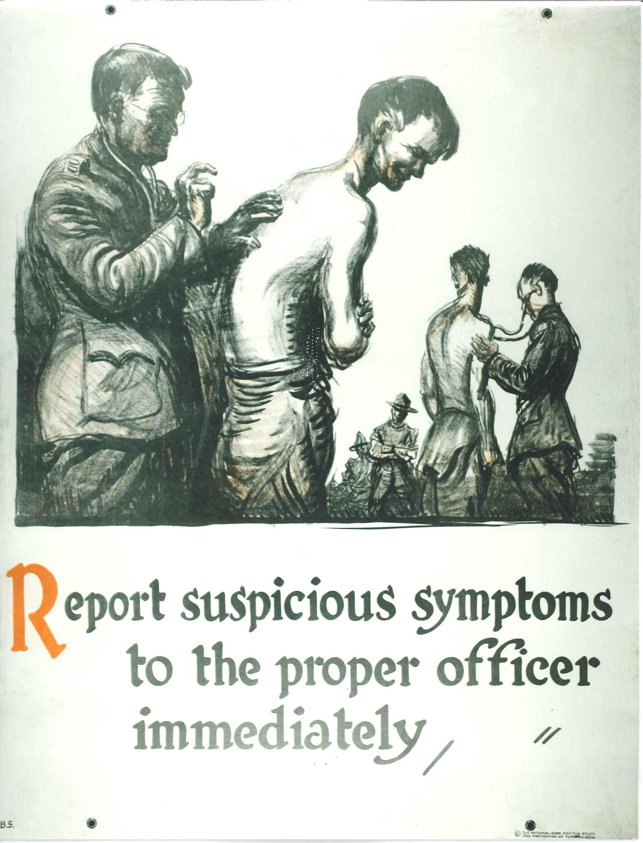 Sidebar Banner Report Symptoms